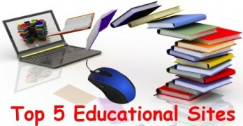 Top 5 Educational Websites