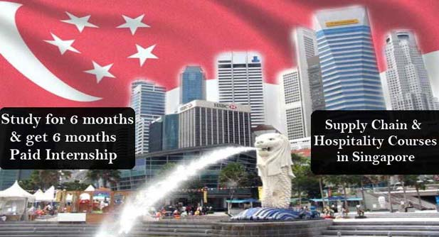 Study in Singapore for Hospitality Courses