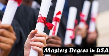 Popular Masters Degree in USA