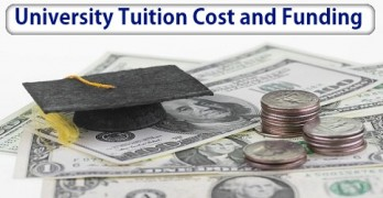 University Tuition Cost and Funding