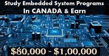Study Embedded Systems Graduate Certificate with Internship in Conestoga College