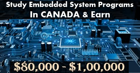 Embedded System in Canada