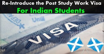 Scotland to Reintroduce Two Years Post Study Work Visa