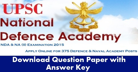 download previous year question paper of nda