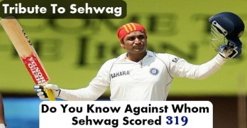 Virender Sehwag Tribute and Sehwag Academy