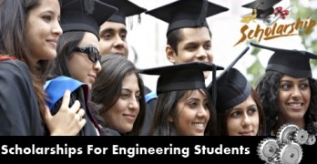 Scholarships for Engineering Students in India 2016