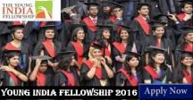 Young India Fellowship 2016