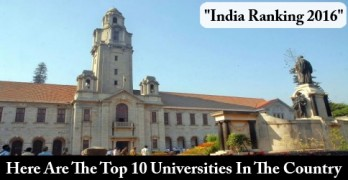 Top 10 Universities In India