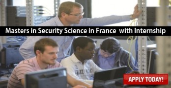 Computer Security Master Degree
