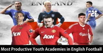 Best Football Youth Academy In England