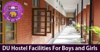 Delhi University Colleges with Hostel Facility