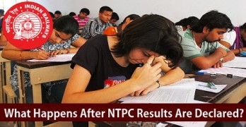 RRB NTPC 2016 : What After Results?