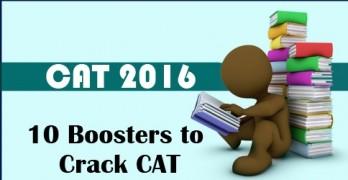Crack CAT 2016
