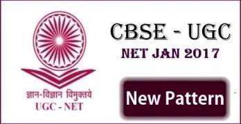 CBSE UGC NET 2017 Paper Pattern