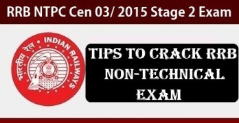 RRB NTPC Stage 2 Preparation Tips