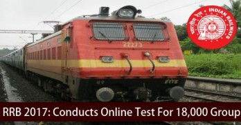 RRB 2017 Online Test