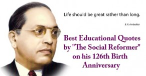Education Quotes by Dr. Ambedkar
