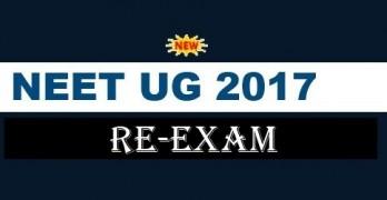 NEET 2017 Re Exam