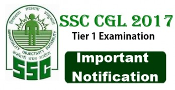 SSC CGL 2017 Change Age Limit