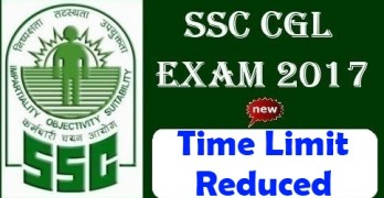 SSC CGL 2017 Age Limit Amendment