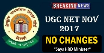 UGC NET November Exam No Changes