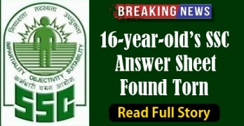 16-year-old's SSC answer sheet found torn