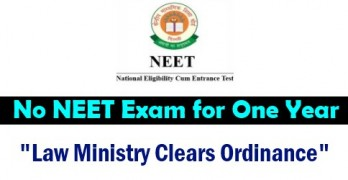 Exempted from NEET