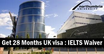 Study Master's In UK with 1 Year Internship