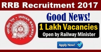 Indian Railways To Fill 1 Lakh Vacancies