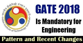 GATE Is Mandatory for Engineering
