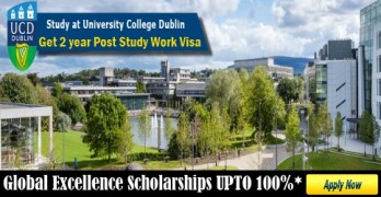 Study In Ireland with Scholarship