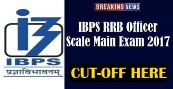 IBPS RRB Office Assistant Mains 2017 Cutoff Marks