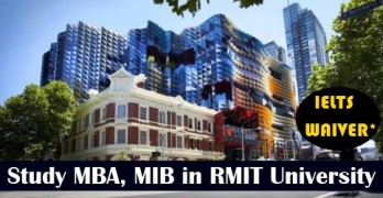 Study Masters in RMIT 2018 Intake