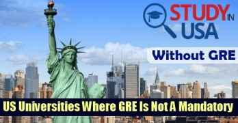 Study Masters in USA Without GRE
