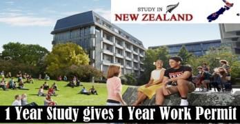 Study in Top University of New Zealand