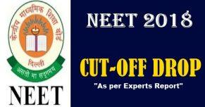 NEET UG 2018 Cutoff