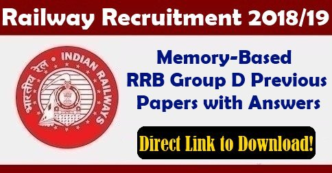 tentative exam of rrb group d
