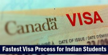 Study In Canada: Fastest Visa Process for Indians