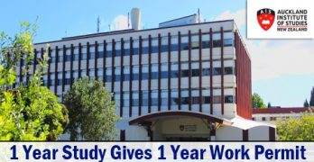 Study In New Zealand & Get 1 Year Work Permit