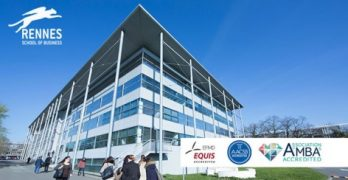 Study In Triple Accredited Business School