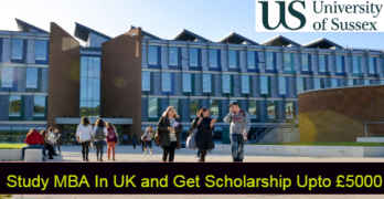 MBA In UK's Top Research University
