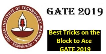 Best Tricks on the Block to Ace GATE 2019