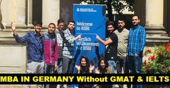 MBA In Germany Without IELTS & GMAT