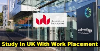 Study In UK With Work Placement