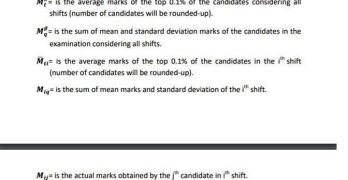 How SSC Will Calculate Marks