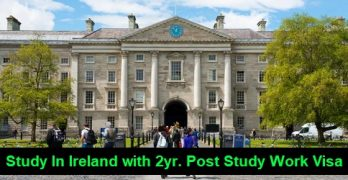 Study & Work In Ireland