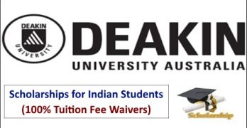 Deakin University Scholarships for Indian Students