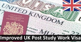Improved UK Post Study Work Visa