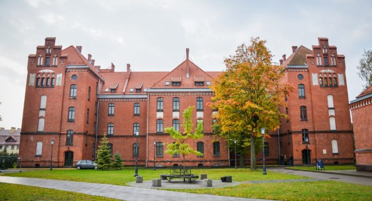 Study In Lithuania Klaipeda University