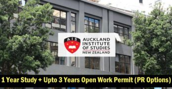 Study In Auckland Top Ranked Institute